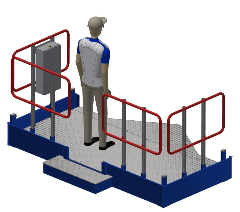 Ergonomic Platform